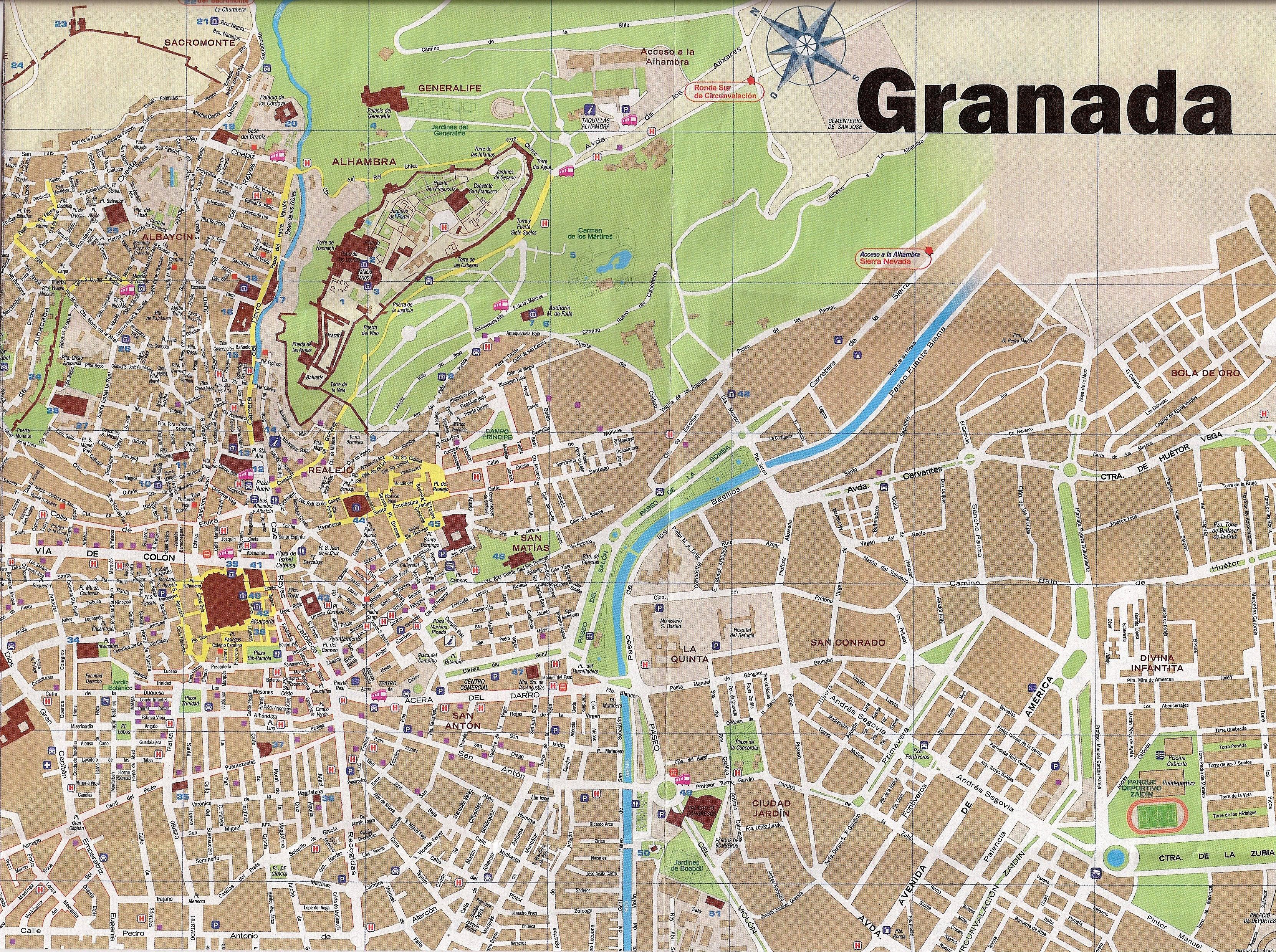 Hotel Granada Centro Granada